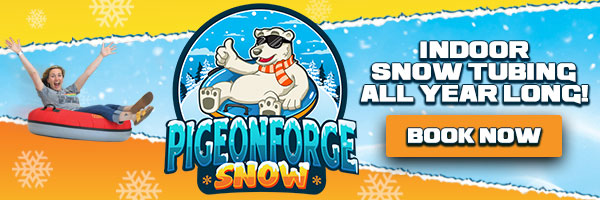 Ad - Pigeon Forge Snow: Indoor snow tubing all year long. Click to book now.