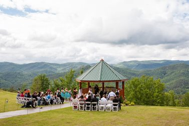 Smoky Mountain Wedding: Mountaintop vs. Chapel