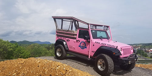 Pink Jeep Tours: Click to visit page.