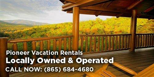 pioneer vacation rentals