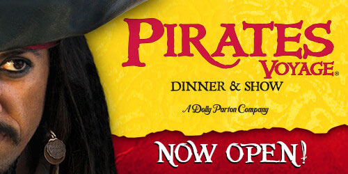 Ad - Pirates Voyage Dinner & Show: Click to visit website