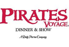 Pirates Voyage Dinner & Show logo