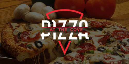 Pizza At The Cove: Click to visit website.