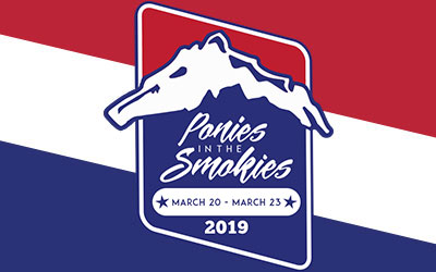 Ponies In The Smokies 2021: Click for event info.