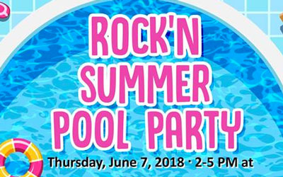 Rock'n Summer Pool Party @ Bearskin Lodge on the River   | Gatlinburg | Tennessee | United States