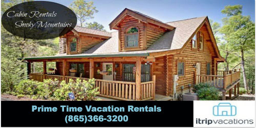 Ad - iTrip Vacations Smoky Mountains: Click for website