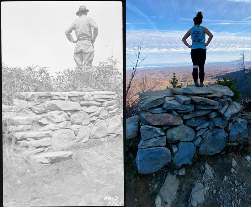 Bullhead Trail (Mt. LeConte)