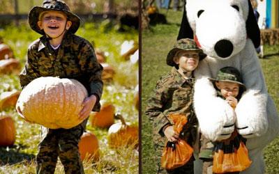 Pumpkin Patch Express: Click for event info.