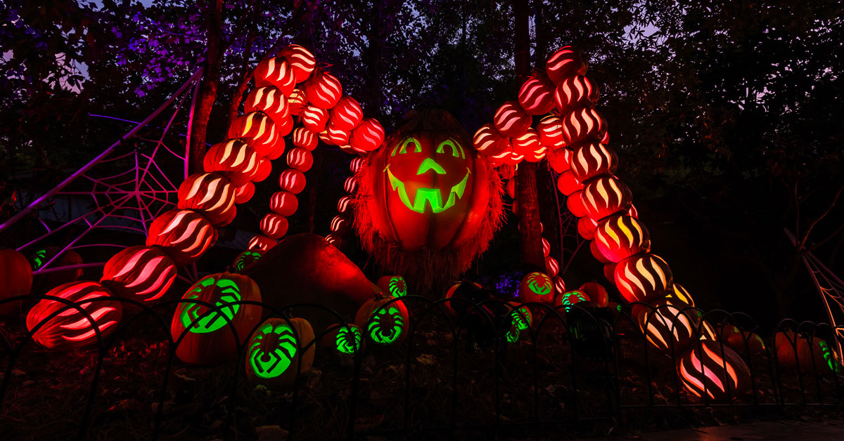 Dollywood Halloween Events & Great Pumpkin LumiNights: Click to read more
