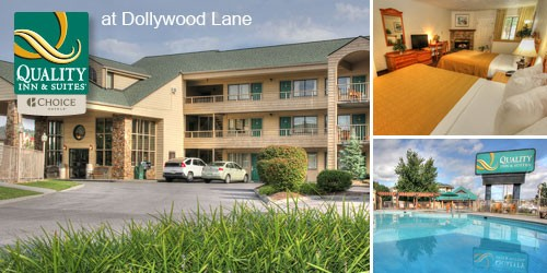 Quality Inn Suites At Dollywood Lane Start Your Next Pigeon Forge