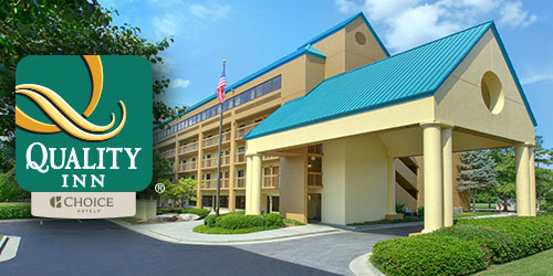 Ad - Quality Inn Pigeon Forge: Click for website