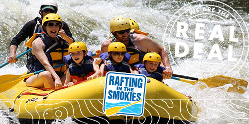 Ad - Rafting in the Smokies: Click to visit website
