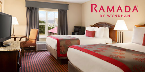 Ad - Ramada: Click for website