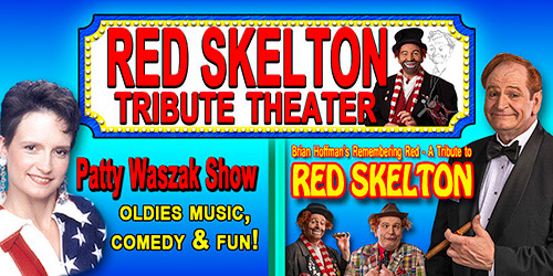 Ad - Red Skelton Tribute Theater: Click to visit website