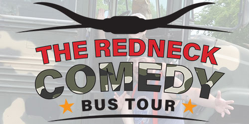 redneck comedy bus tour