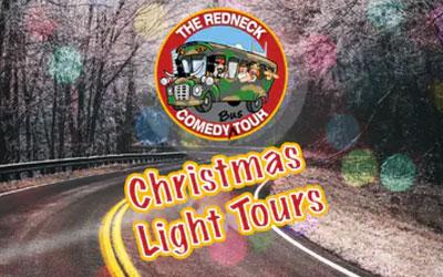 Redneck Comedy Bus Christmas Lights Tour