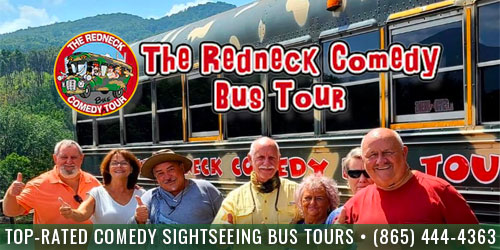 Ad - The Redneck Comedy Bus Tour: Click to visit website