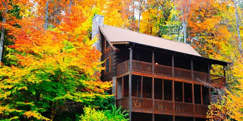 Renewed Spirit cabin in Gatlinburg