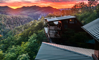 Four Tips to Rent a Cabin in Pigeon Forge: Click to read more