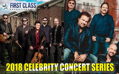 Restless Heart & Shenandoah Live @ Country Tonite Theatre  | Pigeon Forge | Tennessee | United States