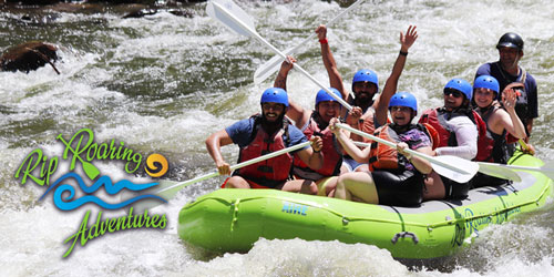 Ad - Rip Roaring Adventures: Click to visit website