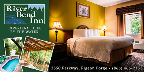 Ad - River Bend Inn: Click for website