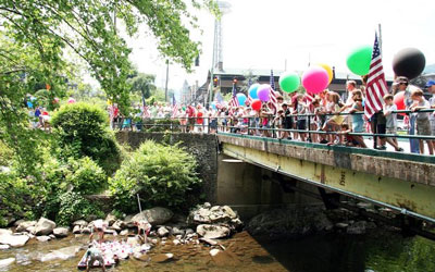 Gatlinburg River Raft Regatta: Click for event info