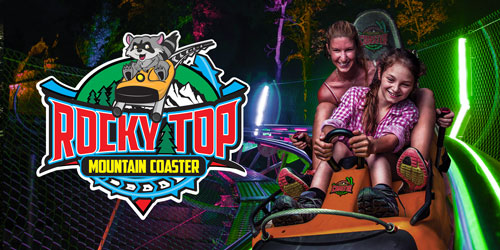 Ad - Rocky Top Mountain Coaster: Click to visit website.