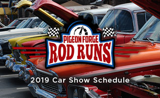 Pigeon Forge Car Shows 2019