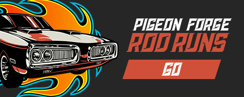 Pigeon Forge Rod Runs - Click for car show schedule