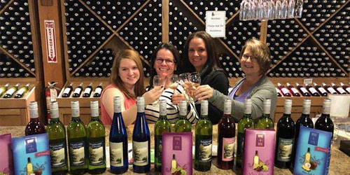 Smoky Mountain Wineries: Click to visit page.