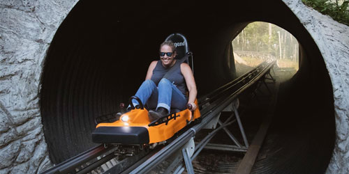 Rocky Top Mountain Coaster: Click to visit page.