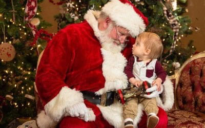 Pictures With Santa At Crave Golf Club: Click for event info.