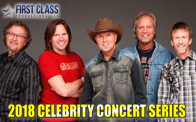 Sawyer Brown Live: Click for event info.