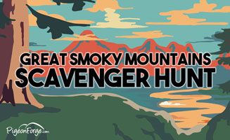 Smokies Scavenger Hunt 2017: Click to read more