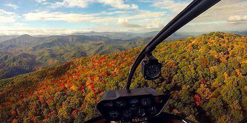 Scenic Helicopter Tours: Click to visit page.