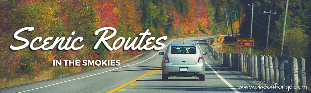 Scenic Routes In The Smokies