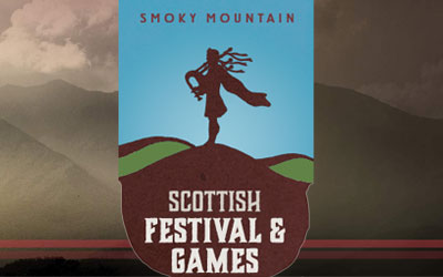 Smoky Mountain Scottish Festival & Games: Click for event info.