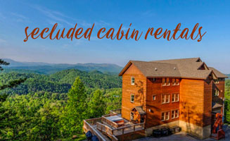Secluded Cabin Rentals In The Smoky Mountains: Click to read more.