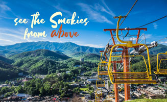 8 Ways To See The Smokies From Above: Click to read more.