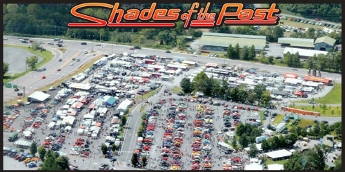 pigeon forge car shows