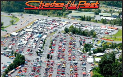 Shades of the Past Car Show @ Dollywood's Splash Country  | Pigeon Forge | Tennessee | United States