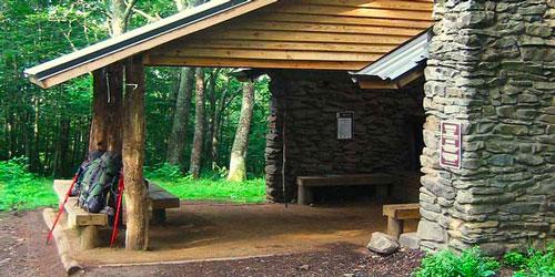 Spence Field Shelter by Jason & Kris Carter