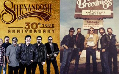 Shenandoah & Exile Live