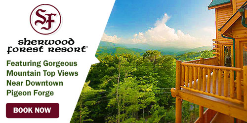 Ad - Sherwood Forest Resort: Click for website