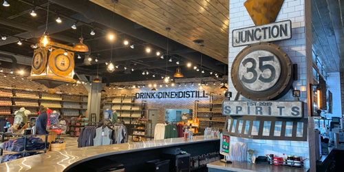 Junction 35 Spirits: Click to visit page.