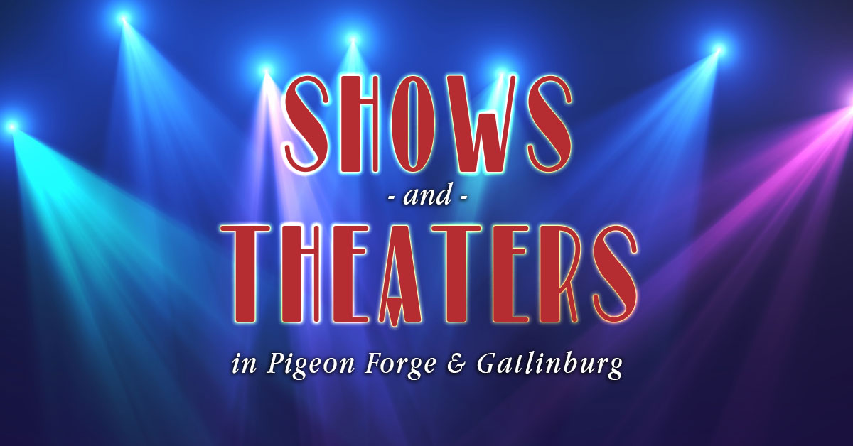 Pigeon Forge Shows Dinner Theaters Dinner Attractions