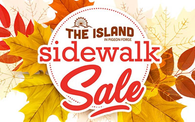 Fall Sidewalk Sale: Click for event info.