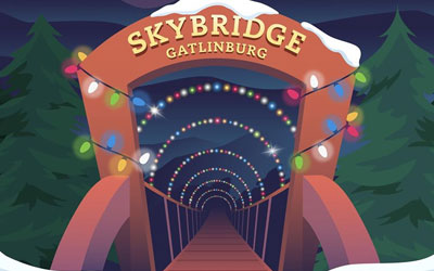 Lights Over Gatlinburg: Click for event info.