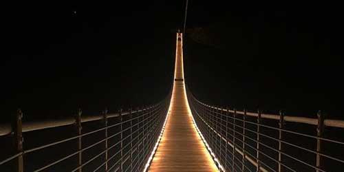Gatlinburg Sky Bridge: Click to visit page.